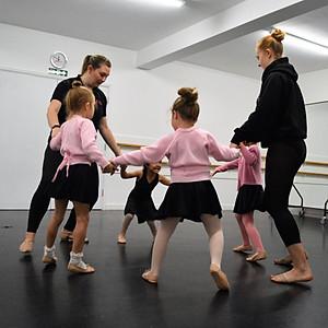 Morphew Intro To Ballet