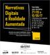 Inscrições abertas para o workshop Narrativas Digitais e Realidade Aumentada