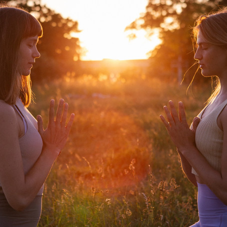 Opening our first Yoga Studio - An Interview with Leonie & Marlene