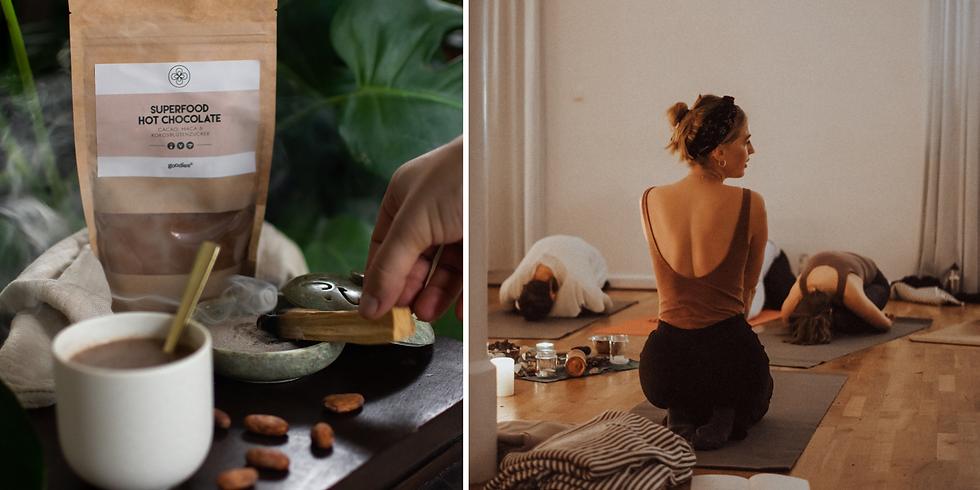 New Moon Yoga & Cacao Ceremony