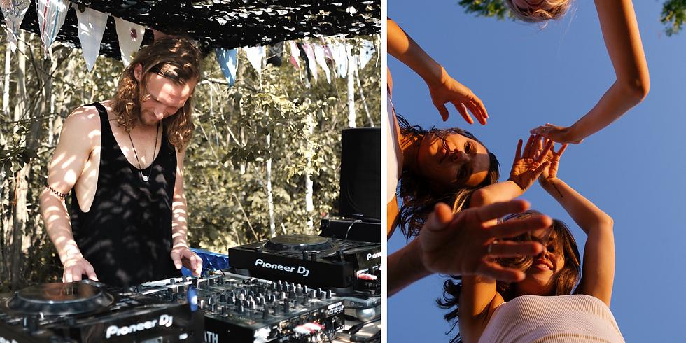 Studio Opening Weekend: Yoga & Ecstatic Dance with Live DJ