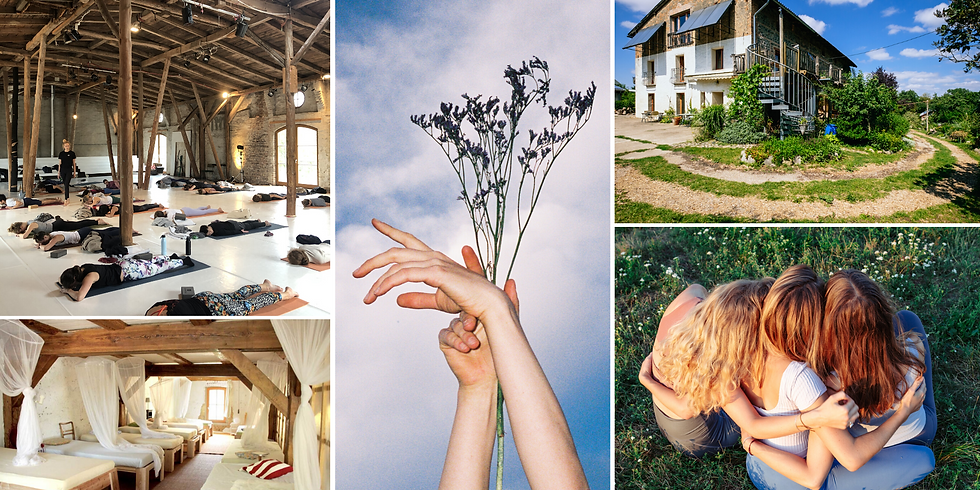 FULLY BOOKED: Align with the stars - Yoga Retreat