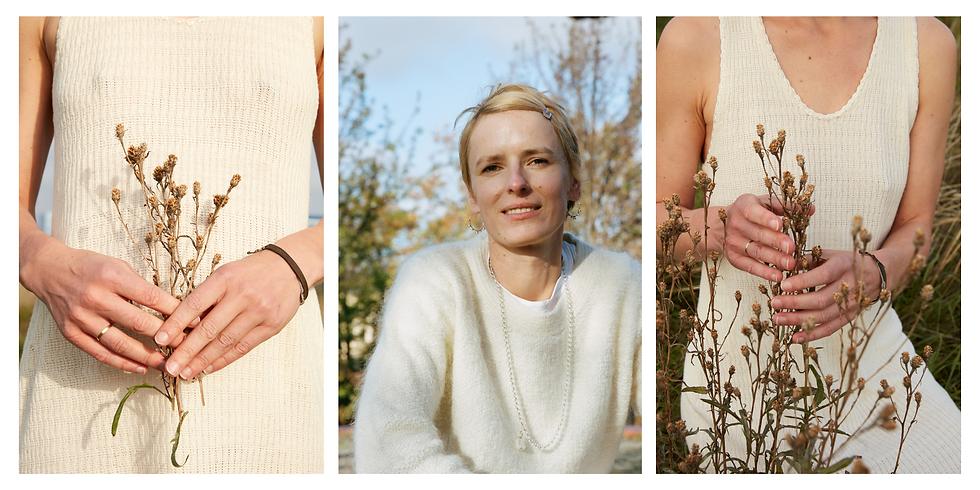 «How to start your own meditation routine» with Maria Schönhofer