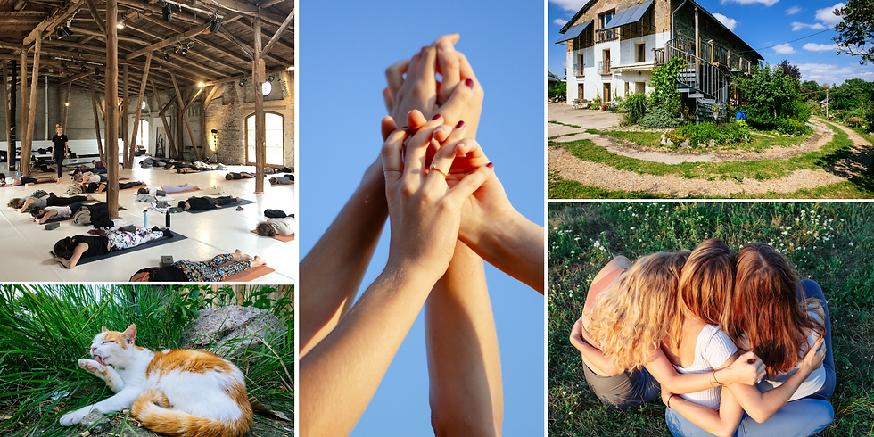 *Sold Out* Finding Balance - Yoga & Ayurveda Retreat