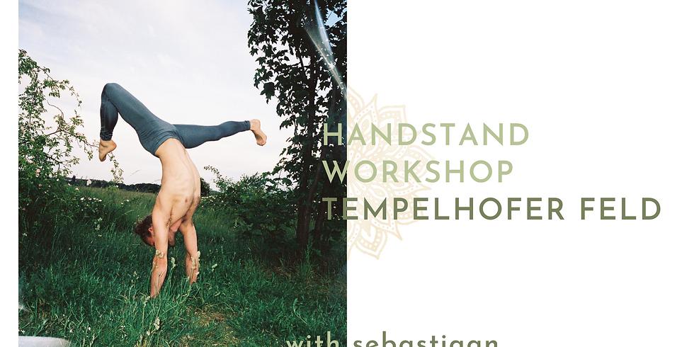 Special Outdoor Handstand Workshop