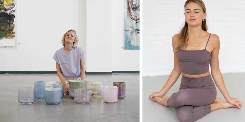 Crystal Sounds, Cacao & Yin Yoga