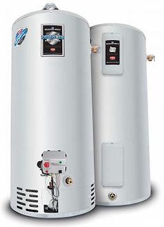 Bradford White Gas Water Heaters