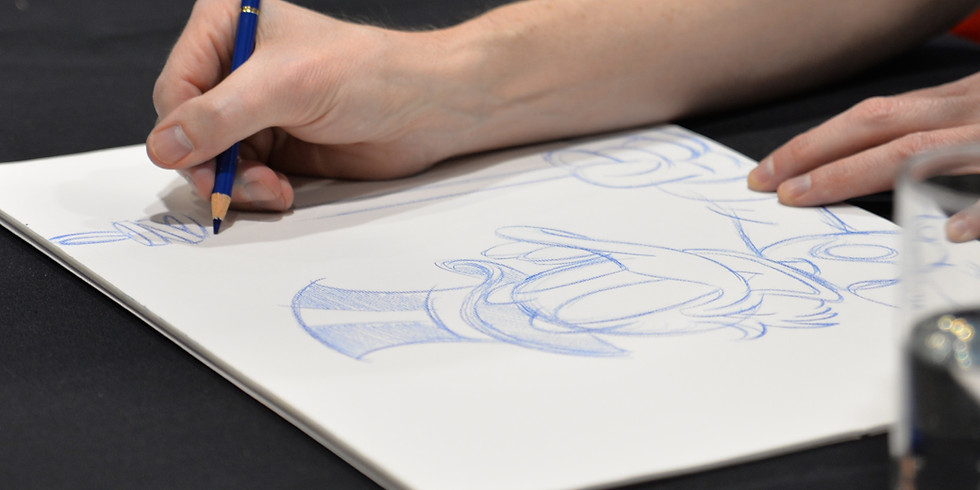 SilverKite Community Arts Class 'Beginning Drawing: Still LIfe'