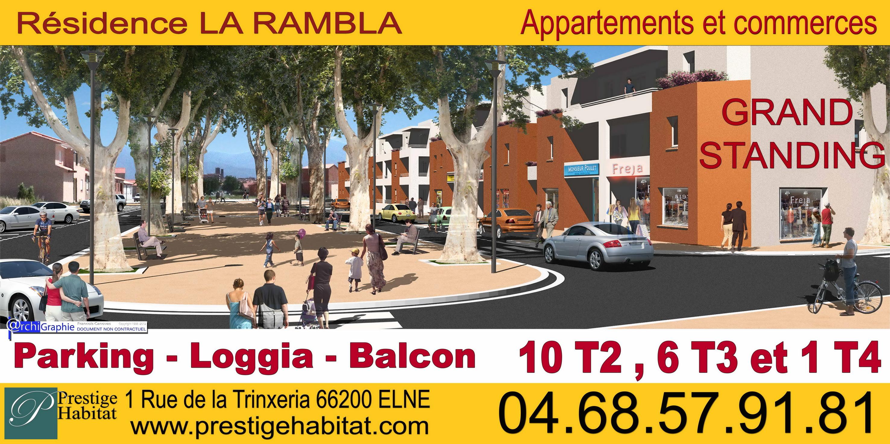 Rambla-Panneau