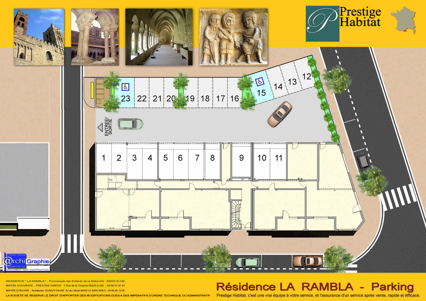Rambla-Parking