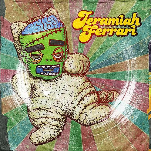 Jeramiah Ferrari - Debut Album (CD)