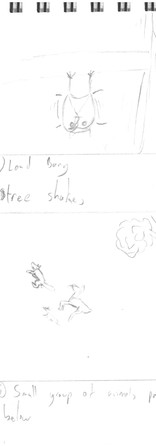 Original Storyboard excerpt