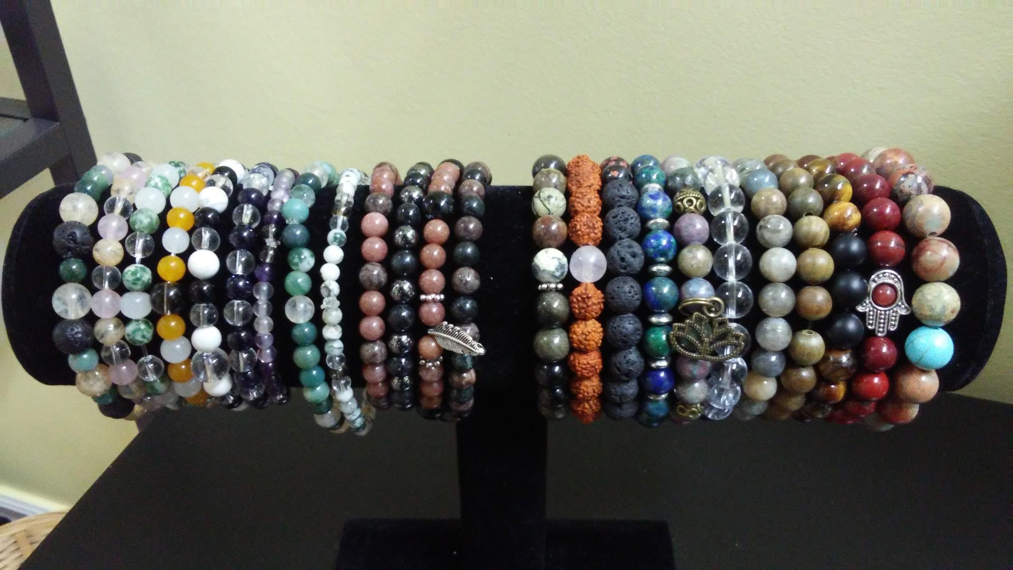 Healing Malas/Bracelets