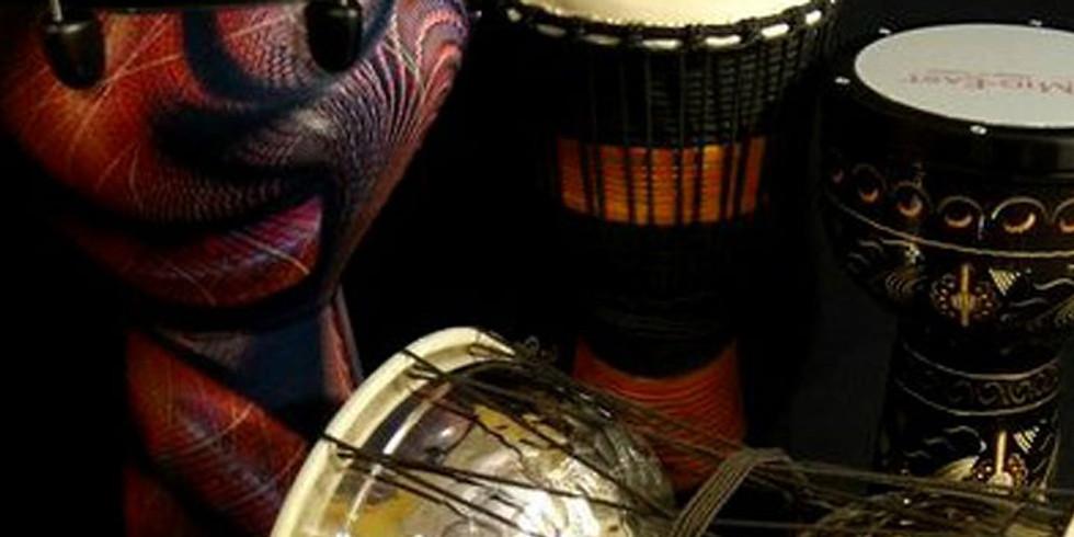 Drum Healing Meditation