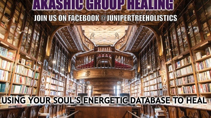 Akashic Group Healing Monthly Online Series