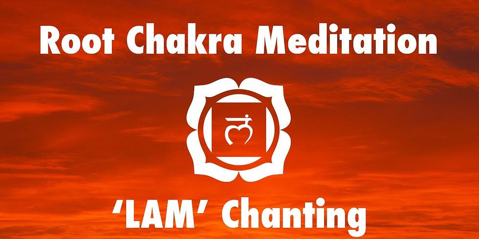 Root Chakra Meditation & Reiki
