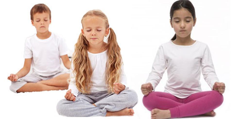 CHILDREN'S MEDITATION (ages 5-12)