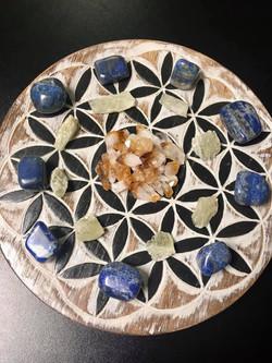 Crystals & Grids