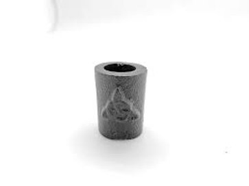 Triquetra Cast Iron CHIME Candle Holder