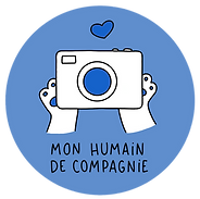 Mon humain de Compagnie logo.png