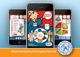 Surgeon General Recommends Max' Plate!