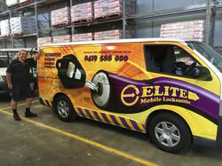Elite mobile locksmiths