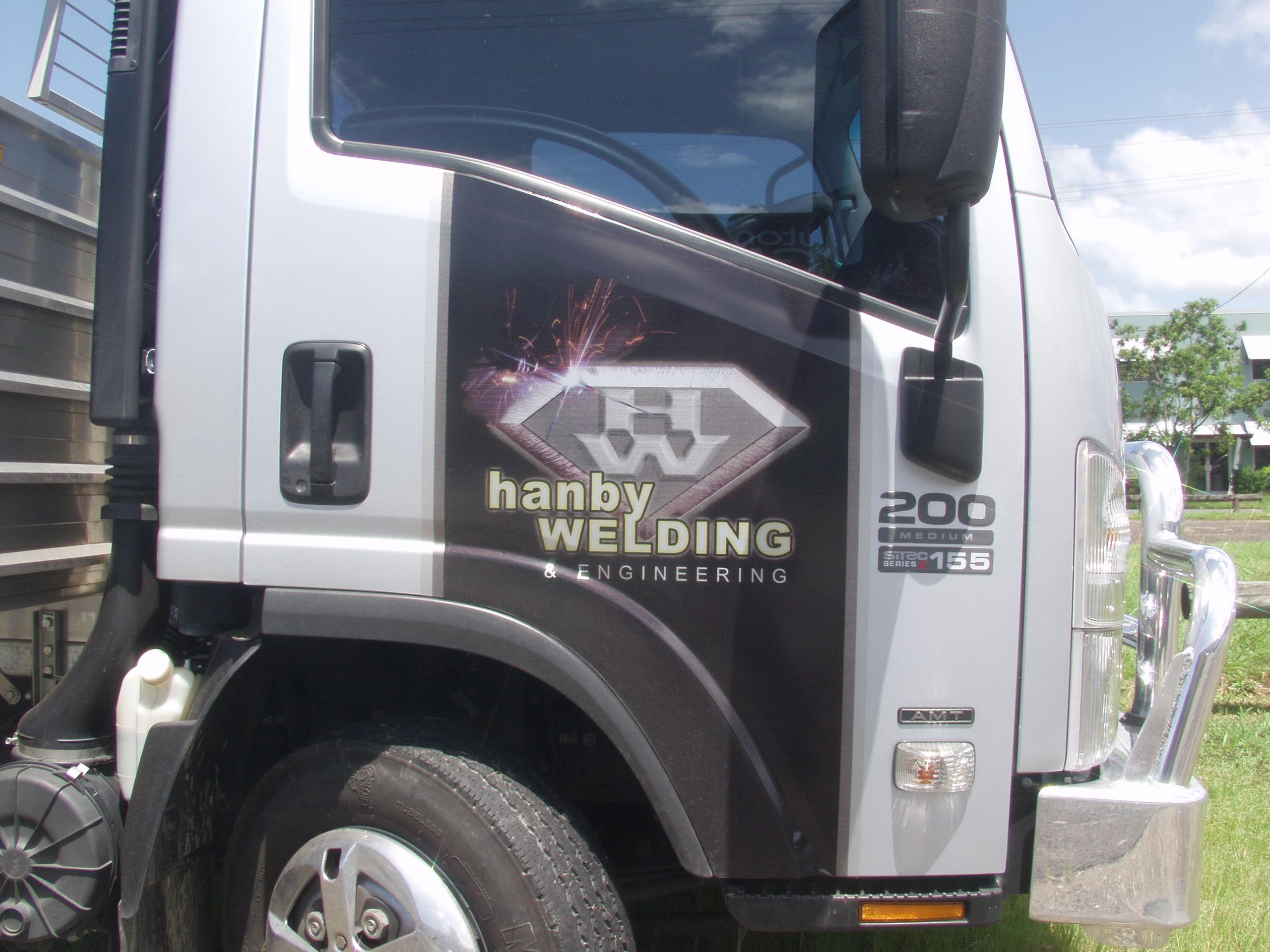 Hanby welding