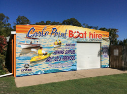 Carlo Point Boat Hire