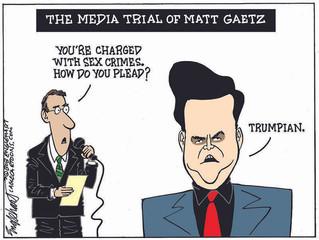 The Media Trial of Matt Gaetz