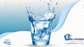 Cuide da sua família: cloro da água faz mal para a saúde segundo pesquisa.