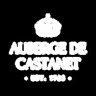 Auberge de Castanet Logo (white).png