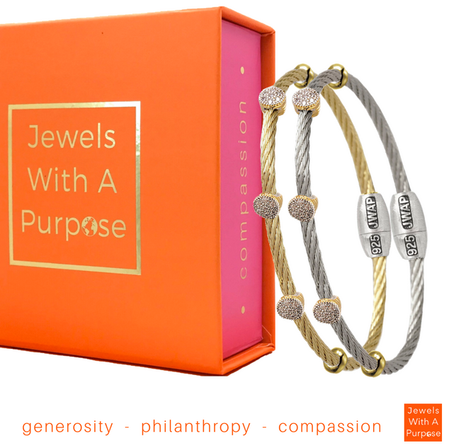 ARM CANDY BRACELETS/ Cost to nonprofit: $175/ Value: $700