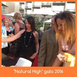 Natural High gala 2016