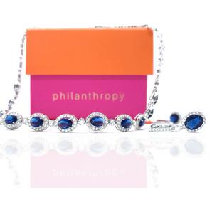 Classy Sapphires Set
