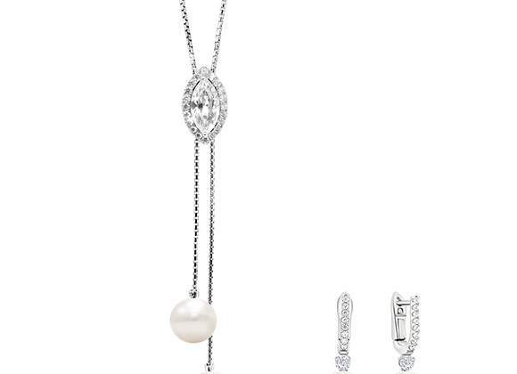 Stylish Pearls Set