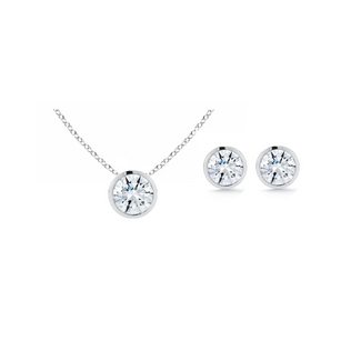 SIMPLE & CHIC IN WHITE GOLD