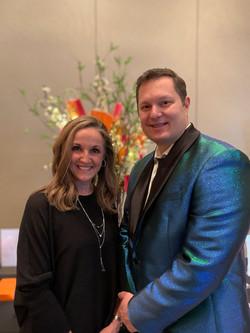 Dean Crownover & Victoria Rosetti