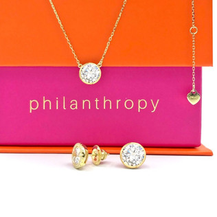 SIMPLE  & CHIC SET YELLOW GOLD