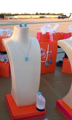 Jewels With A purpose - Striking Topaz Set