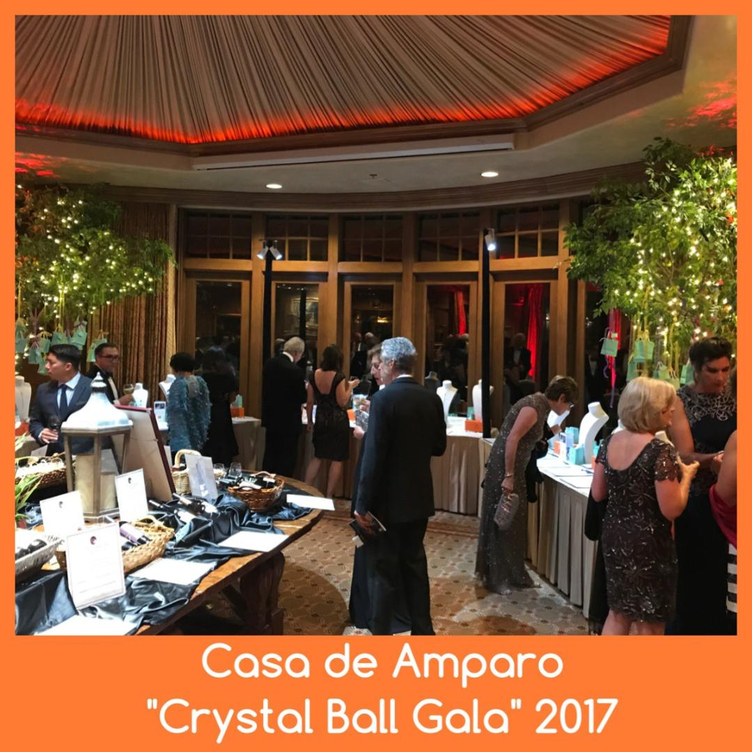 """Crystal Ball"" 2017 CASA de Amapro"