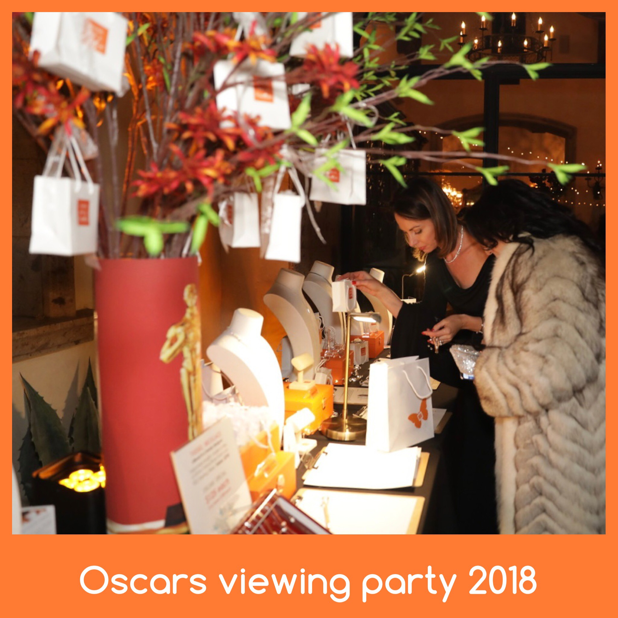 Oscars Party in the Ranch 2018