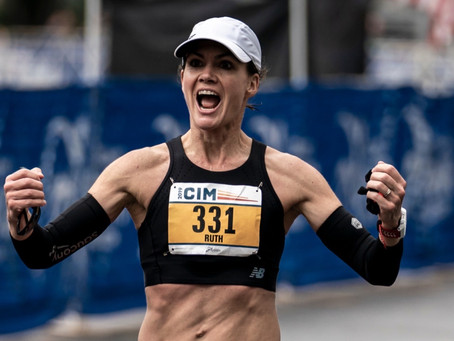 Stay Here: How Ruth Brennan Morrey Qualified for the Olympic Trials