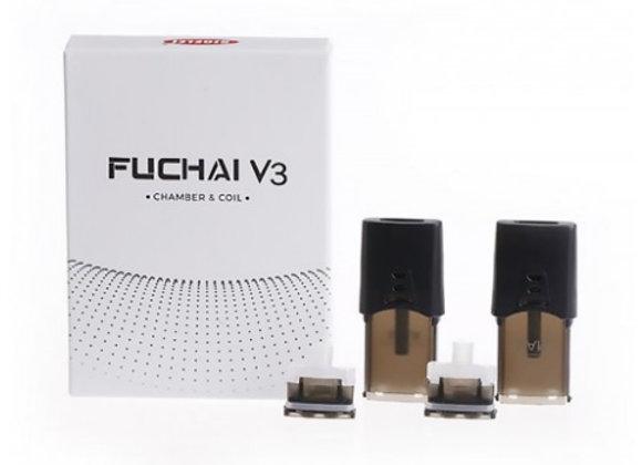 Картридж для Fuchai v3 2шт