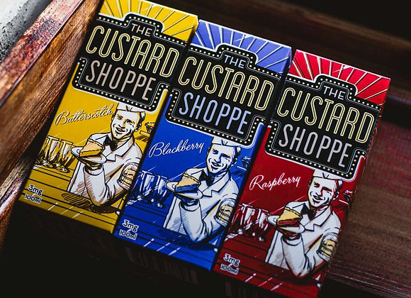 Custard Shoppe Salt 30мл