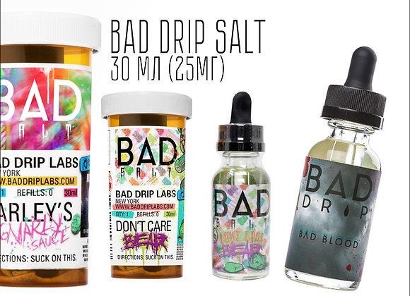 Bad Drip (30ml) Salt