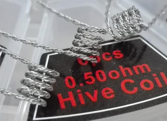 Готовая спираль HIVE COIL 0.50ohm