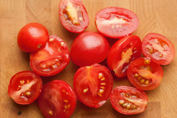 Tomato are not just for salads anymore!