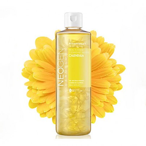 NEOGEN Real Flower Cleansing Water - Calendula