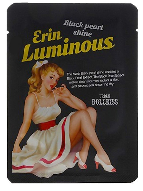 URBAN DOLLKISS Black Pearl Shine Erin Luminous
