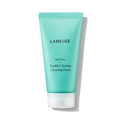 LANEIGE Pore Double Clearing Cleansing Foam